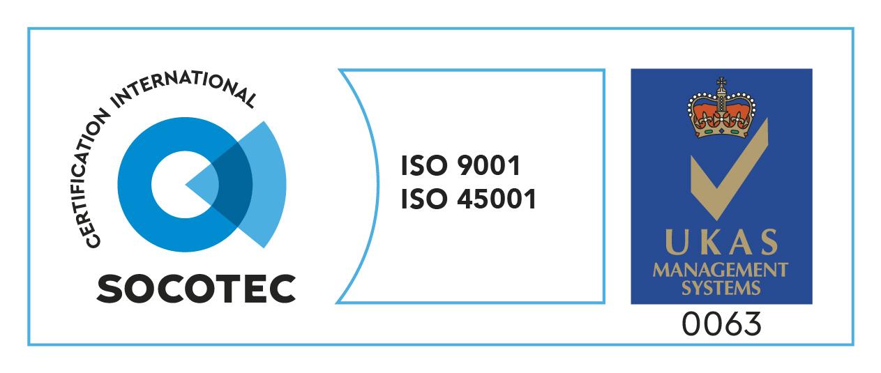 SOC CI UKAS-SOC CI UKAS-ISO 9001 ISO 45001 – RGB